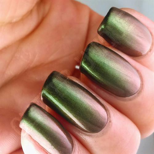 Kiwi-Rose DuoChrome Pigment