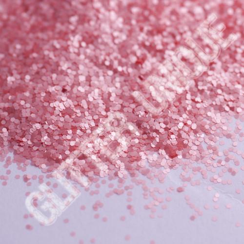 Matte Bubblegum Pink Hex .025
