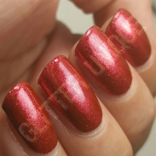 Ruby Metallic Micro Flakes