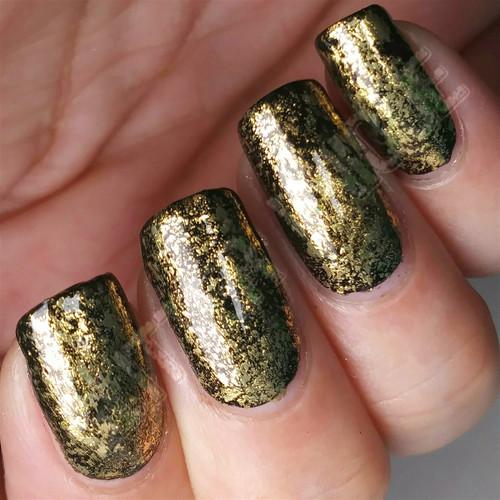 Gold Metallic Micro Flakes