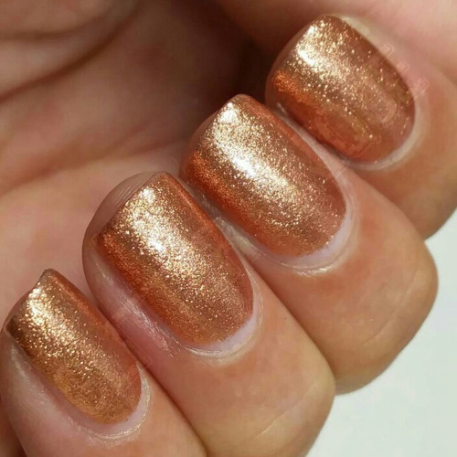 Bronze Metallic Micro Flakes
