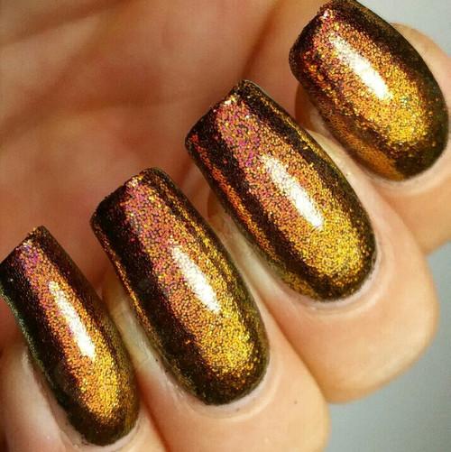 Chameleon Glitter - Red/Pink/Gold