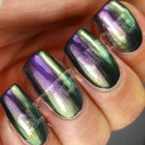Magic Mauve DuoChrome Pigment