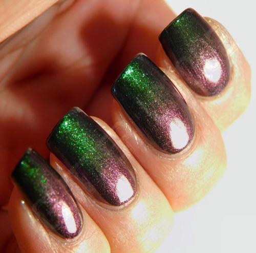 Magnetic Chameleon Pigment - 02