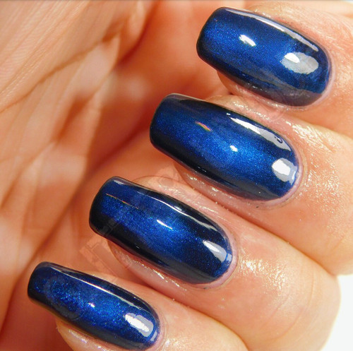 Magnetic Pigment - Blue