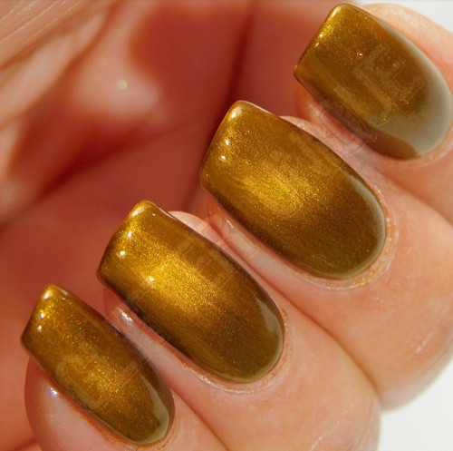 Magnetic Pigment - Gold