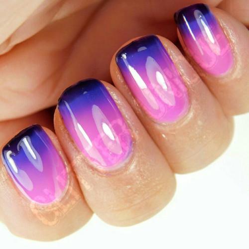 Purple/Blue/Pink - 3 Color Thermochromic Pigment