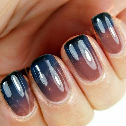 Blue/Black/Pink - 3 Color Thermochromic Pigment