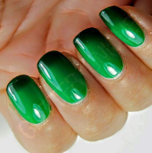 Black/Green/Apple - 3 Color Thermochromic Pigment