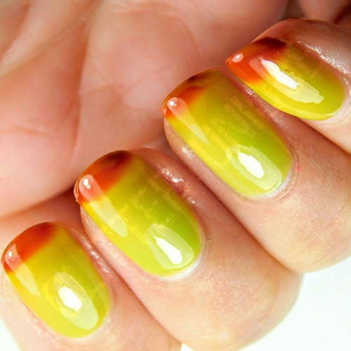 Red/Yellow/Green - 3 Color Thermochromic Pigment