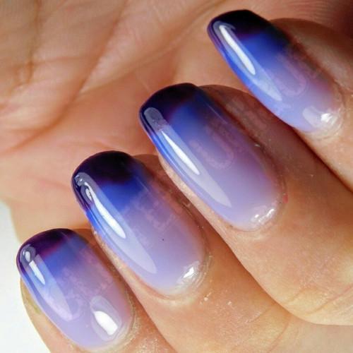 Purple/Blue/Colorless - 3 Color Thermochromic Pigment