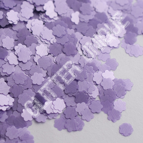 Matte Lavender Daisies