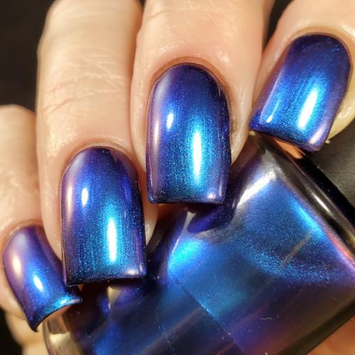 Cyan/Blue Ultra Chrome Chameleon Pigment