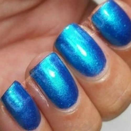 Blue Metallic Micro Flakes