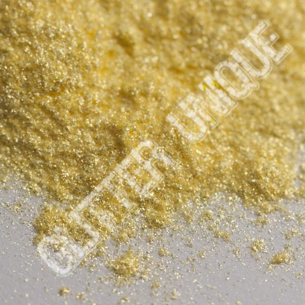 Yellow Micro Flakes