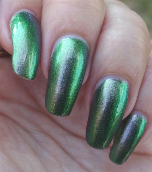 Green/Silver/Fuchsia Ultra Chrome Chameleon Pigment