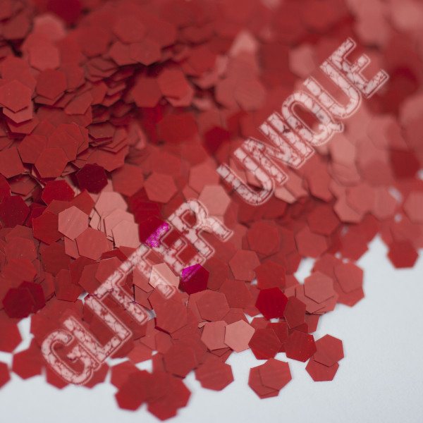 Matte Cherry Red Hex .094