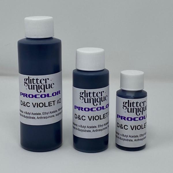 PROCOLOR - D&C Violet #2