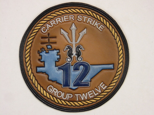"CARRIER STRIKE GROUP TWELVE (5"")"