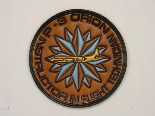 P-3 ORION INSTRUCTOR IN FLIGHT TECHNICIAN