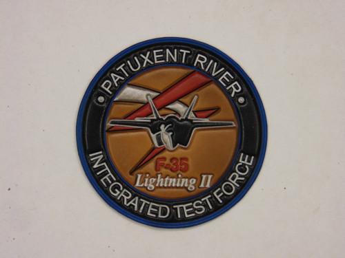 F-35 LIGHTNING II PATUXENT RIVER INTEGRATED TEST FORCE