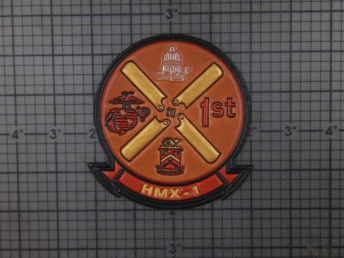 HMX-1 MARINE ONE, THE NIGHTHAWKS Classic Embossed