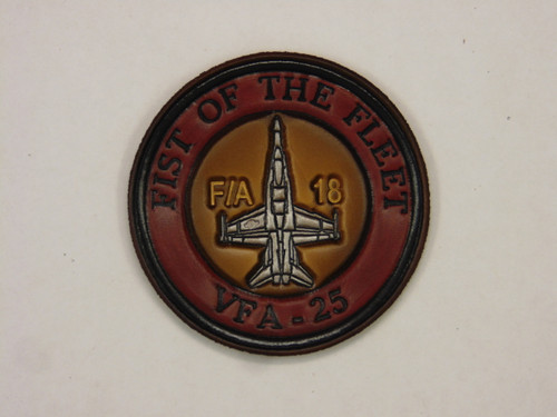 VFA-25 F-18 HORNET Round  VC (CLOSEOUT) Last one