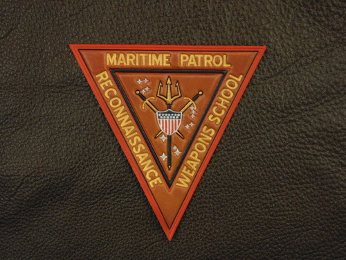 USN MARITIME PATROL WEAPONS SCHOOL (P-3) T-20VC