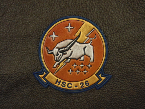 HSC-26 CHARGERS   Embossed Fine Leather
