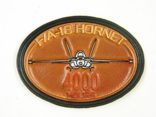 F-18 HORNET 4000 HRS
