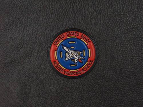 TOPGUN GRAD  Full Color Classic Embossed
