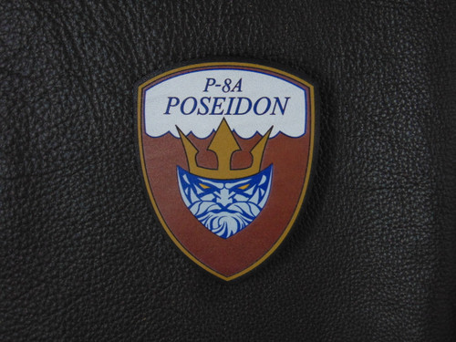 P-8A  POSEIDON Blue n gold   Pro Line Leather