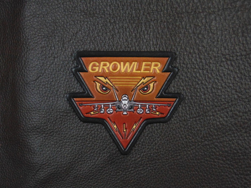 EA18 Growler Eyes  Classic Embossed