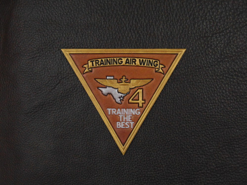 TRAINING AIR WING 4  Embossed VC