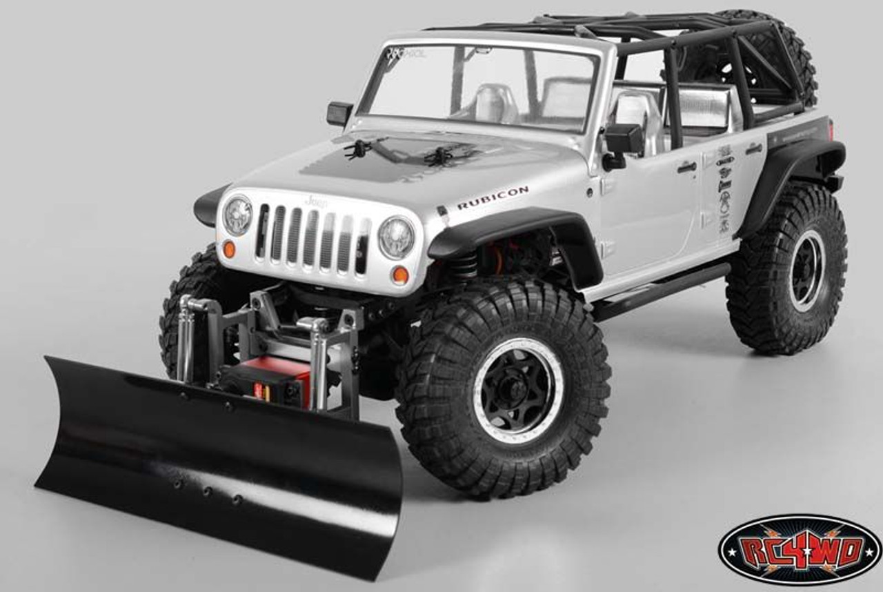Jeep Snow Plow >> Blade Snow Plow Mounting Kit For Axial Scx10 Jeep Honcho Dingo Rc4wd Z S1002 Rc