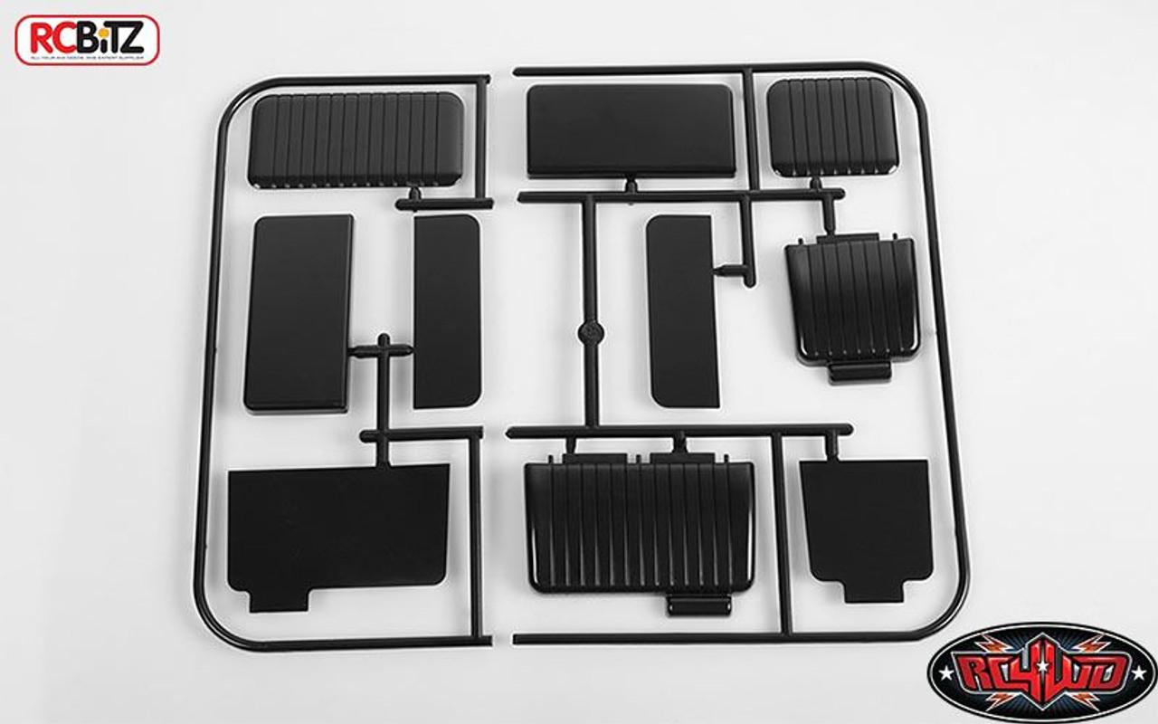 Surprising Rc4Wd Cruiser Seat Parts Tree Front Back Rear Bench Z B0069 Fj 40 Black Fj40 Dailytribune Chair Design For Home Dailytribuneorg