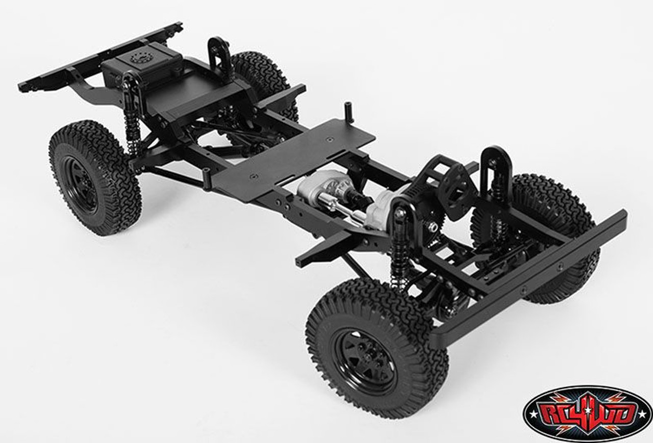 Gelande II D110 Chassis Set for D110 body bearing carrier /& braces RC4WD Z-C0043