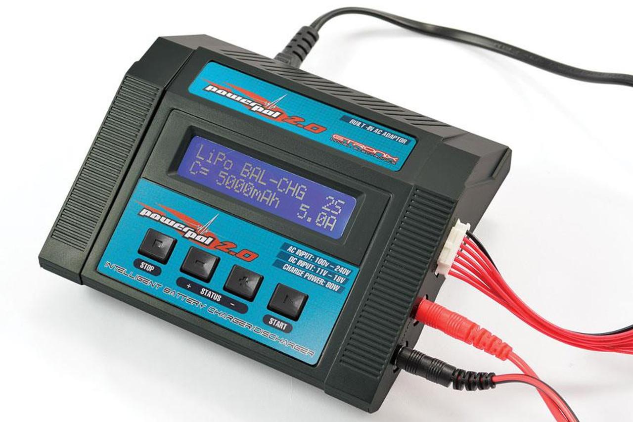 Radio Control Toys Toys & Games Etronix PowerPal 2.0 AC DC Balance ...