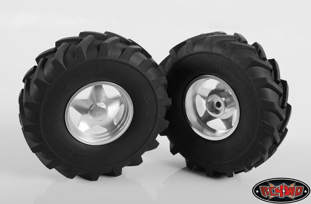 Rc4wd z-t0129 Mud Basher 2.2 Scale TRACTOR PNEUS