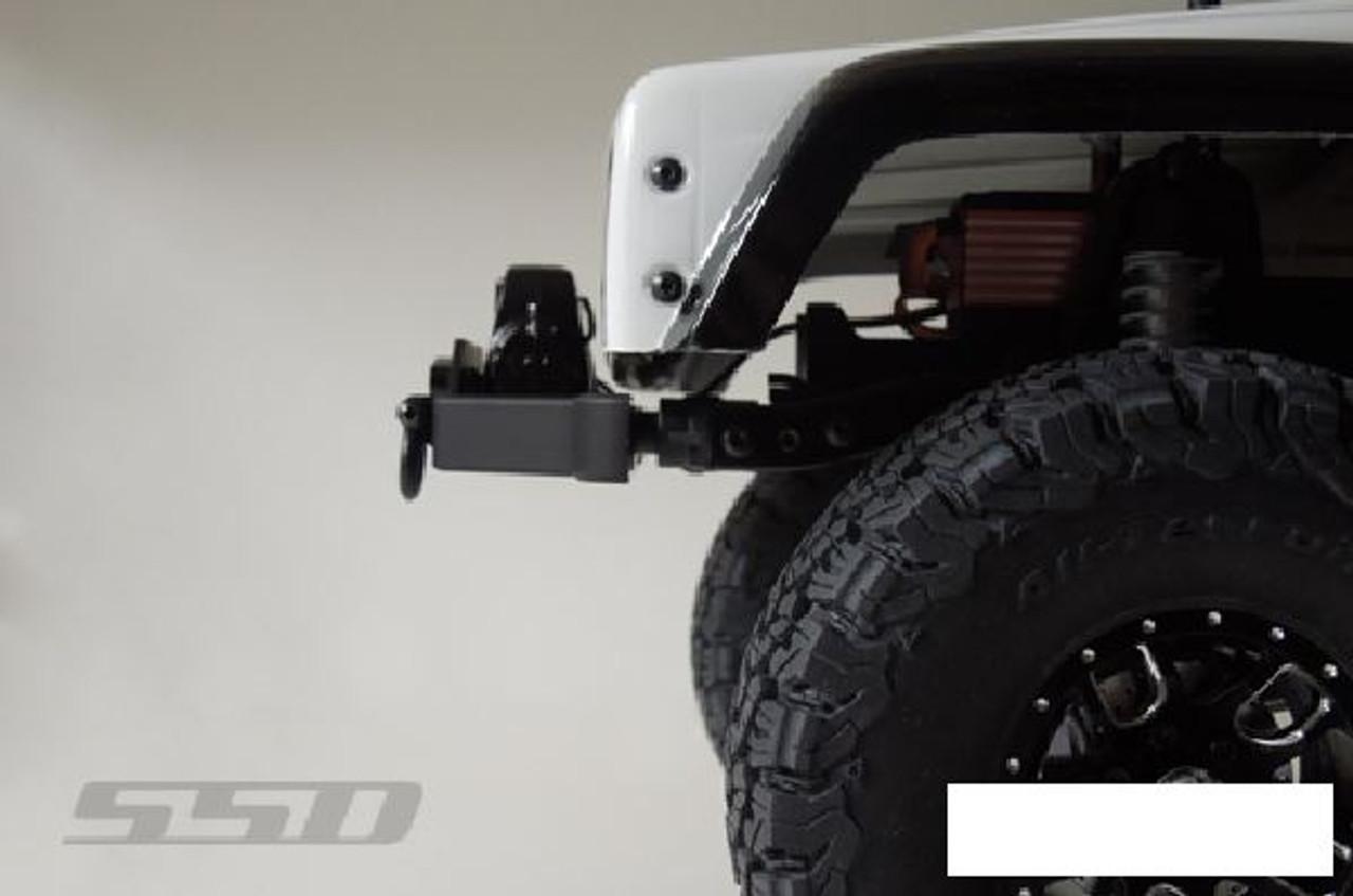 SSD D110 Aluminum Rear Bumper for TRX4 SSD00205 Traditional TRX-4 TRX 4 RC