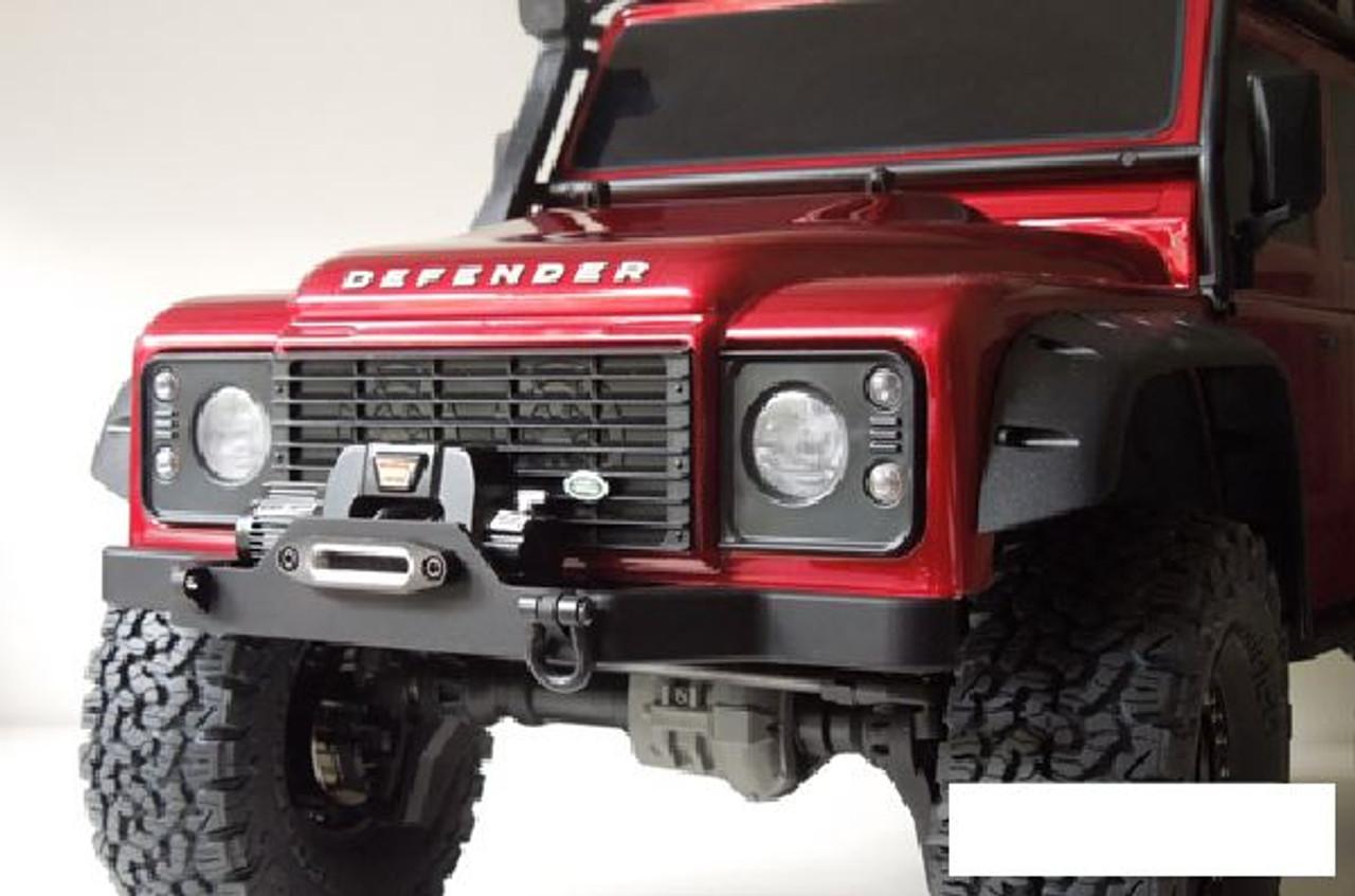 1//10 Crawler Aluminum Front Rear Plate Bumper Mount For RC AXIAL SCX10 Crawler