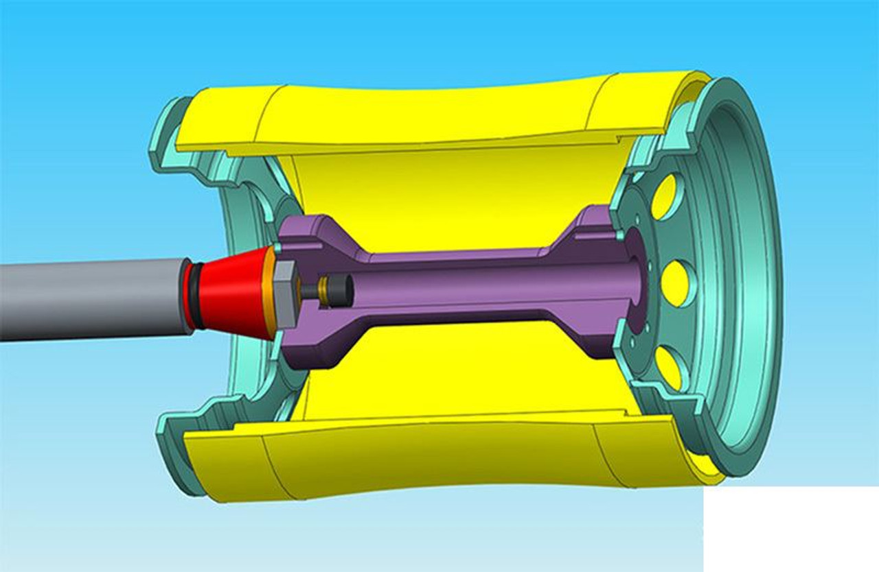 Demolisher Beadlock Wheel Adapter for Revo Summit Z-S1306 RC4WD Traxxas RC