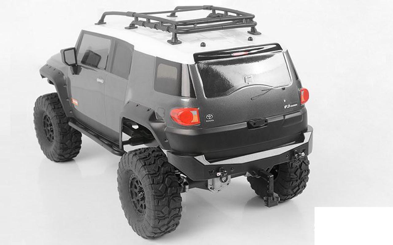 Toyota FJ Cruiser Black Bolt Billet Aluminum Tow Hitch Cover