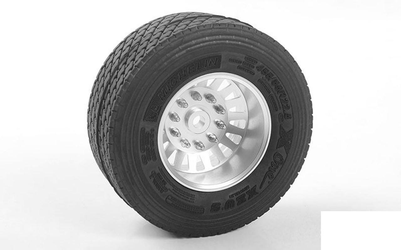 Semi Truck Tires Near Me >> Rc4wd Michelin X One Xzu S 1 7 Super Single Semi Truck Tires Z T0176 Lorry Tyre