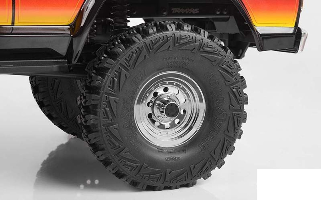 """RC4WD Goodyear Wrangler MT//R 1.9/"""" 4.7/"""" Scale Tires Z-T0175 47.4 x 119.5mm X2S"""
