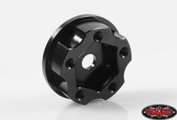 """1.9"""" 2.2"""" 5 lug Steel Wheel 12mm Hex Hub + 3 mm Offset wagon RC4WD Z-S1273 rc"""