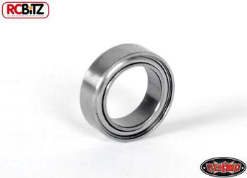 Metal Shield Bearings 8 x 12 x 3.5mm 10 Super Bully Yota TF2 Axles Z-S0681 II G2
