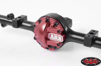 ARB Diff Cover For The Yota II Axle RED RC4WD Z-S1295 Gelande 2 G2 GII METAL