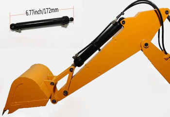 RC4WD Hydraulic Cylinder 172mm 4200XL Excavator Earth Digger RC4WD VVV-S0035