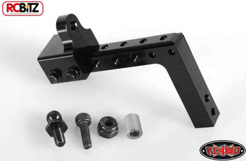 RC4WD Adjustable Drop Hitch LONG for Rear Bumpers Tow Ball TF2 G2 Z-S0893 TRX-4